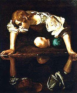 220px-Narcissus-Caravaggio_(1594-96)_edited.jpg