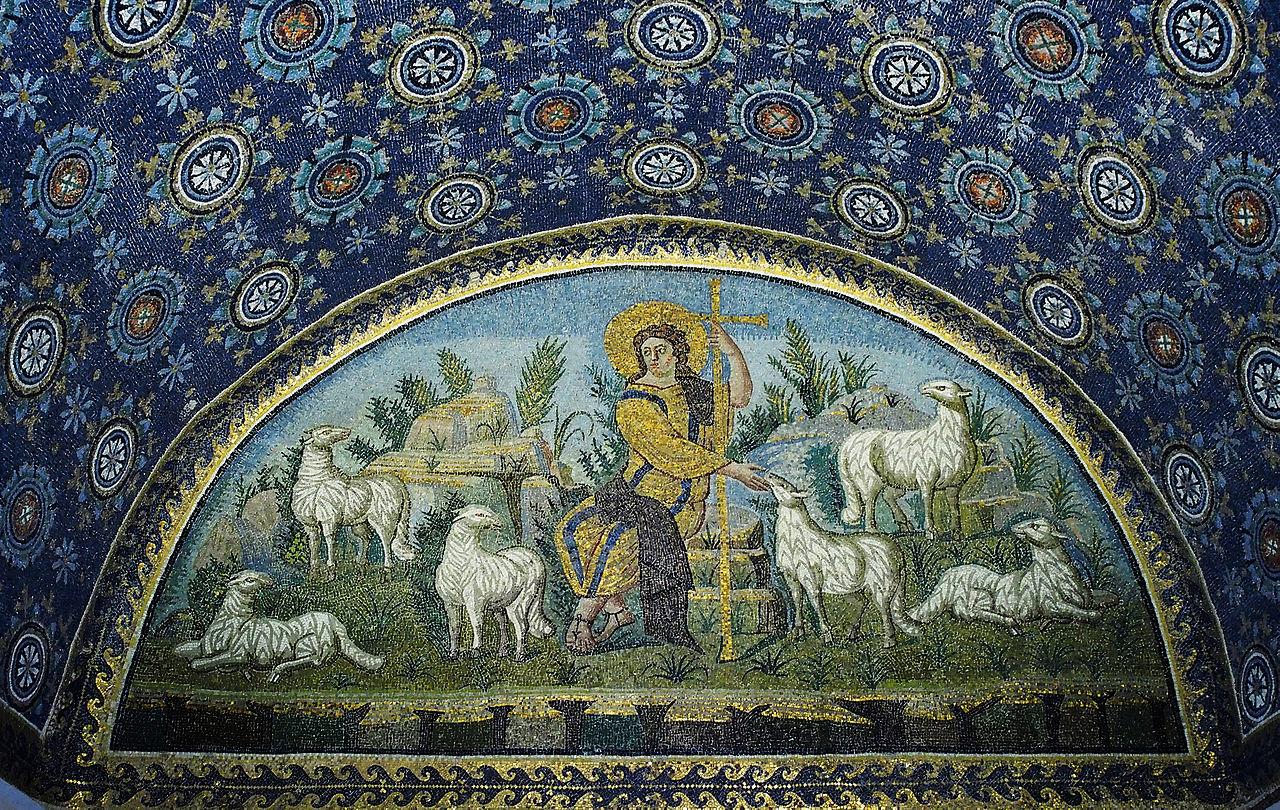 """The_good_Shepherd""_mosaic_-_Mausoleum_of_Galla_Placidia.jpg"
