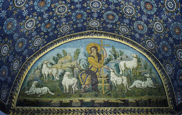"""The_good_Shepherd""_mosaic_-_Mausoleum_of_Galla_Placidia.jpg"